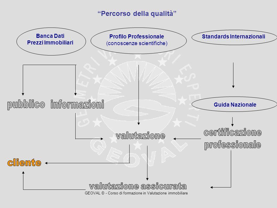 Profilo Professionale Standards Internazionali