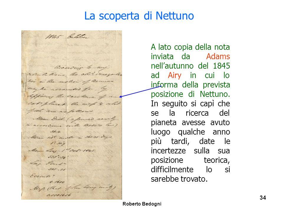 La scoperta di Nettuno