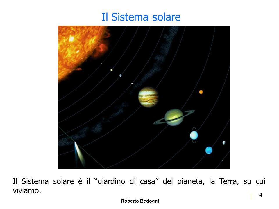 Il Sistema solare Il Sistema solare è il giardino di casa del pianeta, la Terra, su cui viviamo. 1.