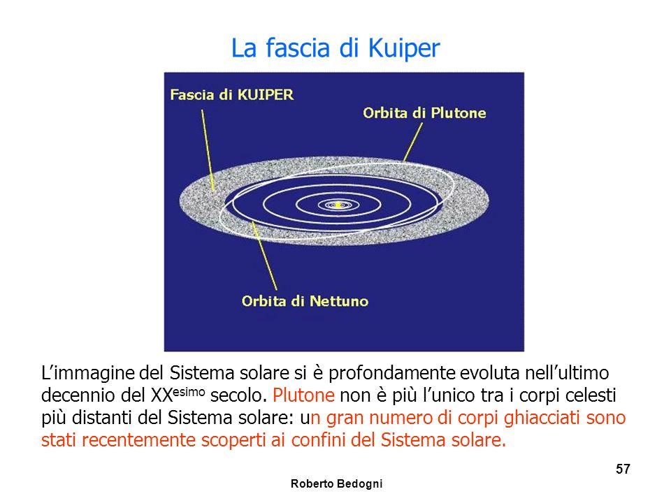 La fascia di Kuiper