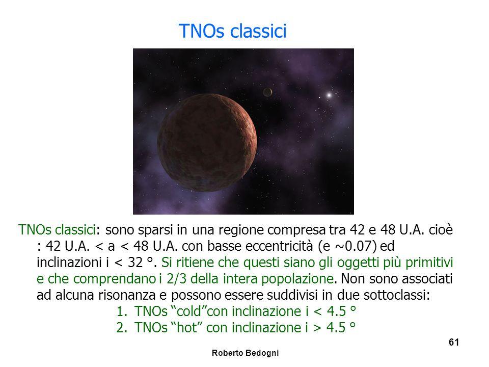 TNOs classici