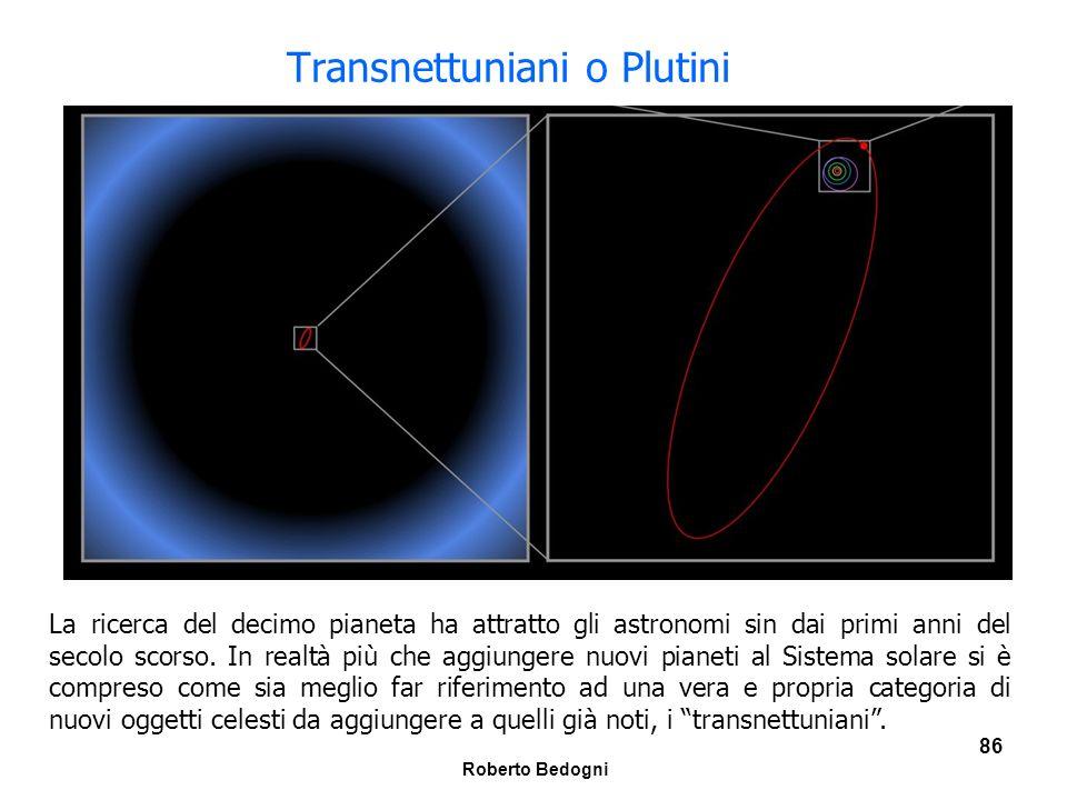 Transnettuniani o Plutini