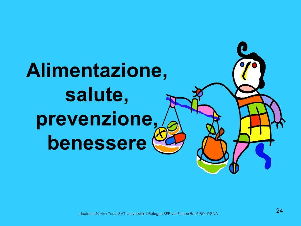 prevenzione, benessere