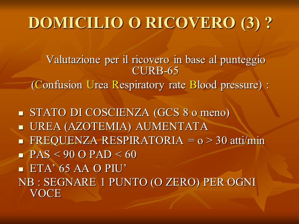 DOMICILIO O RICOVERO (3)