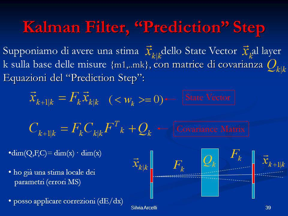 Kalman Filter, Prediction Step