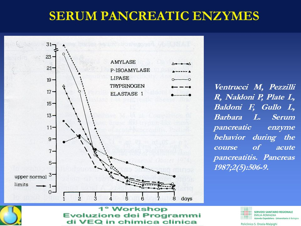 SERUM PANCREATIC ENZYMES