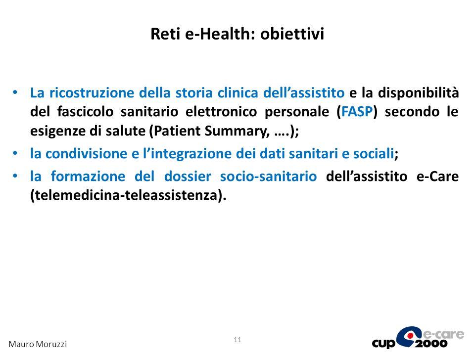 Reti e-Health: obiettivi