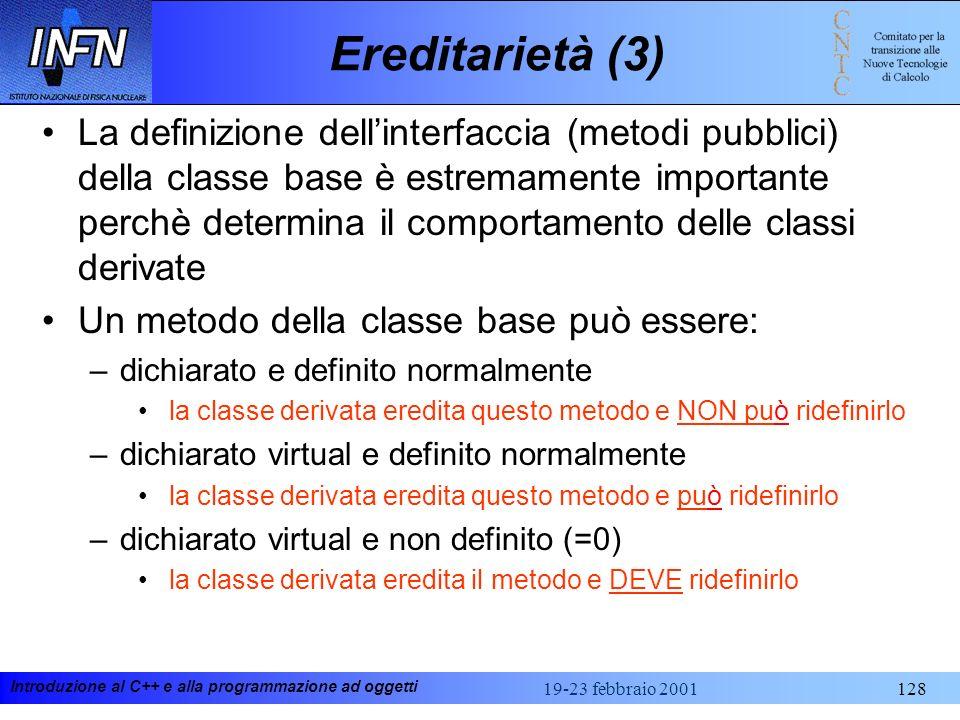 Ereditarietà (3)