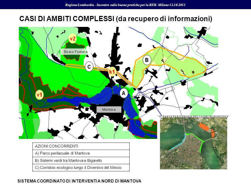 CASI DI AMBITI COMPLESSI (da recupero di informazioni)