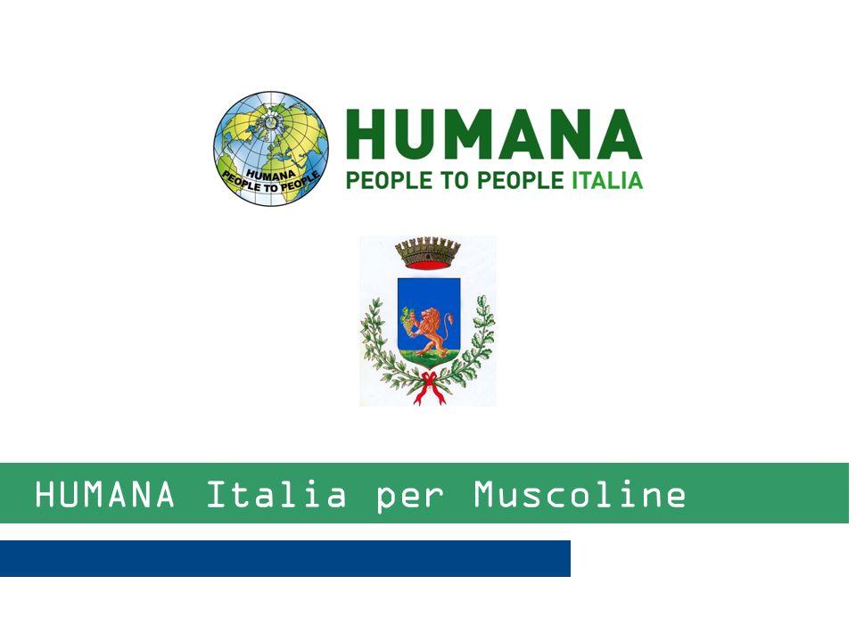 HUMANA Italia per Muscoline