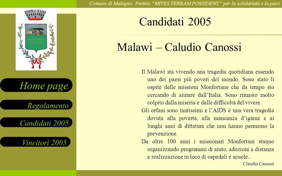 Malawi – Caludio Canossi