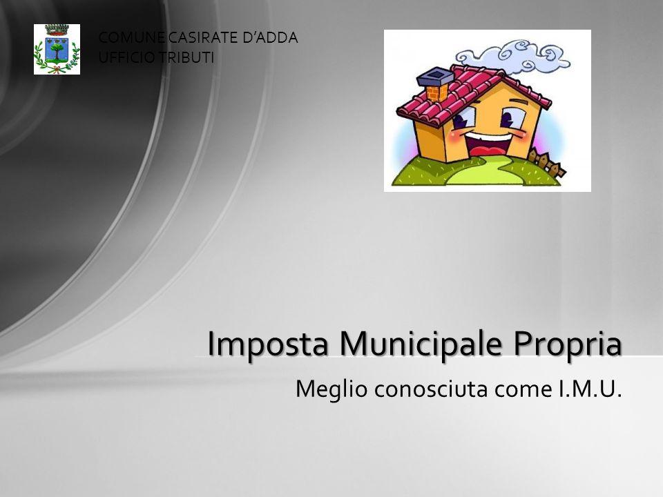 Imposta Municipale Propria