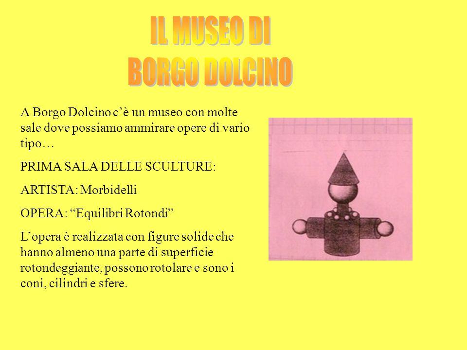 IL MUSEO DI BORGO DOLCINO