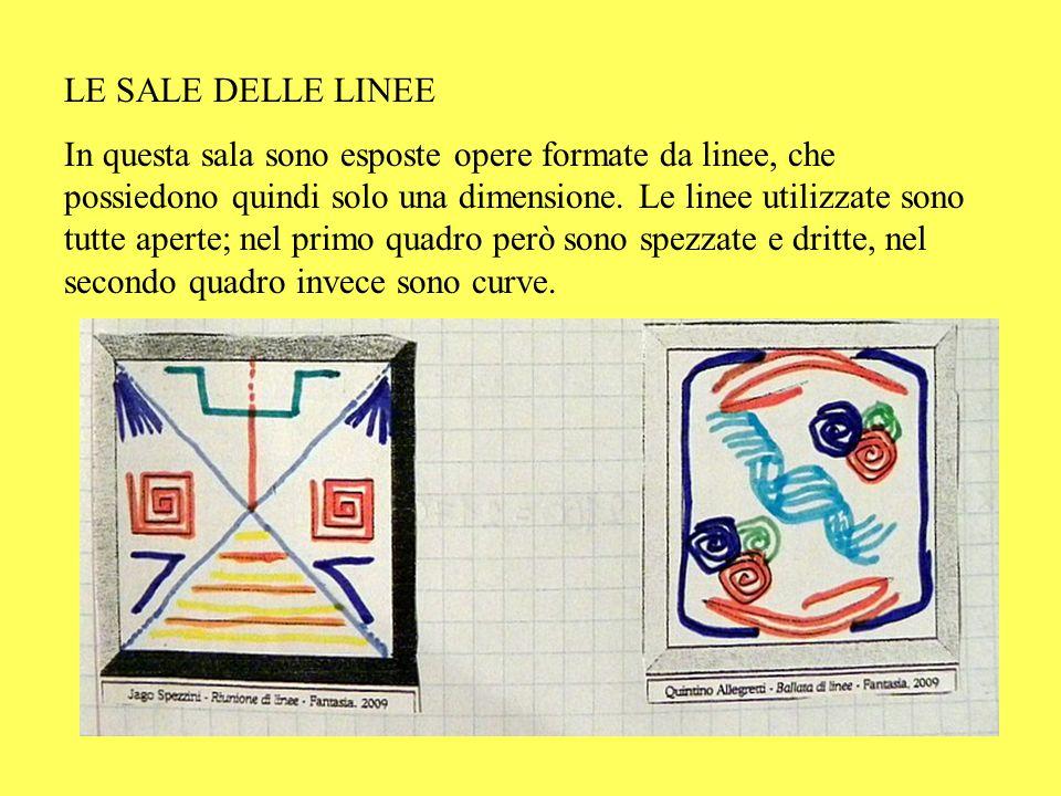 LE SALE DELLE LINEE