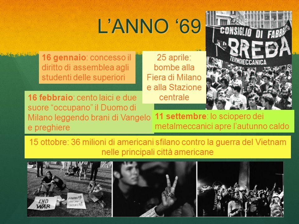 25 aprile: bombe alla Fiera di Milano e alla Stazione centrale