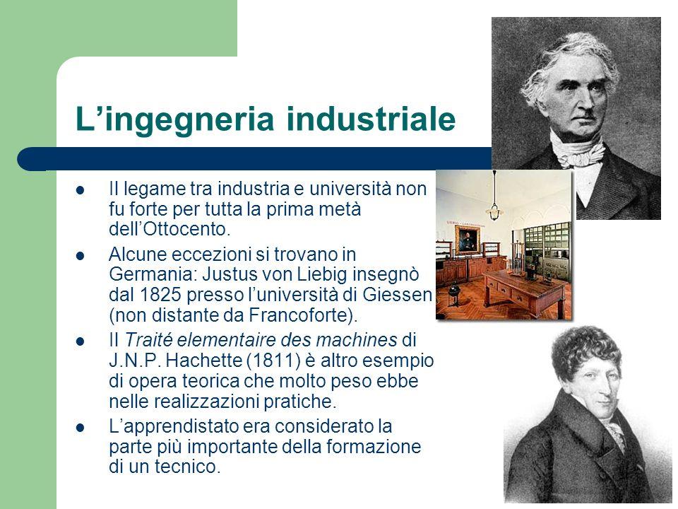 L'ingegneria industriale
