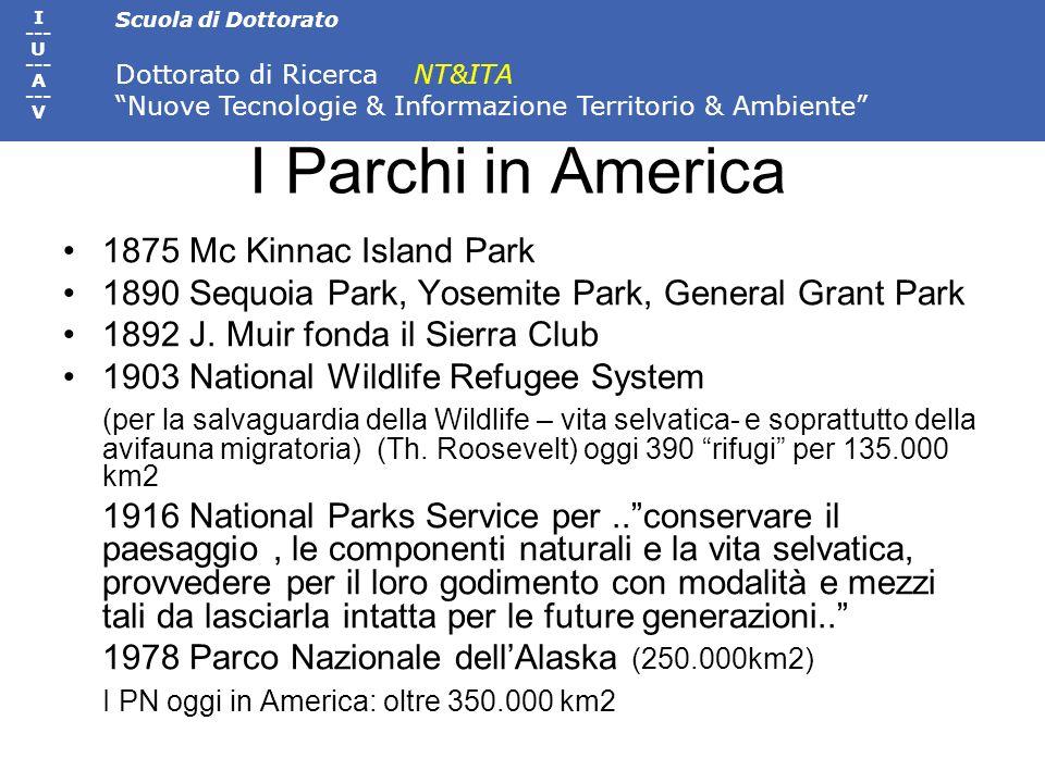 I Parchi in America 1875 Mc Kinnac Island Park