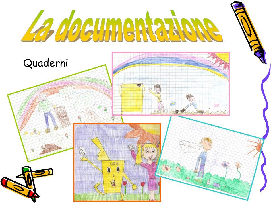 La documentazione Quaderni