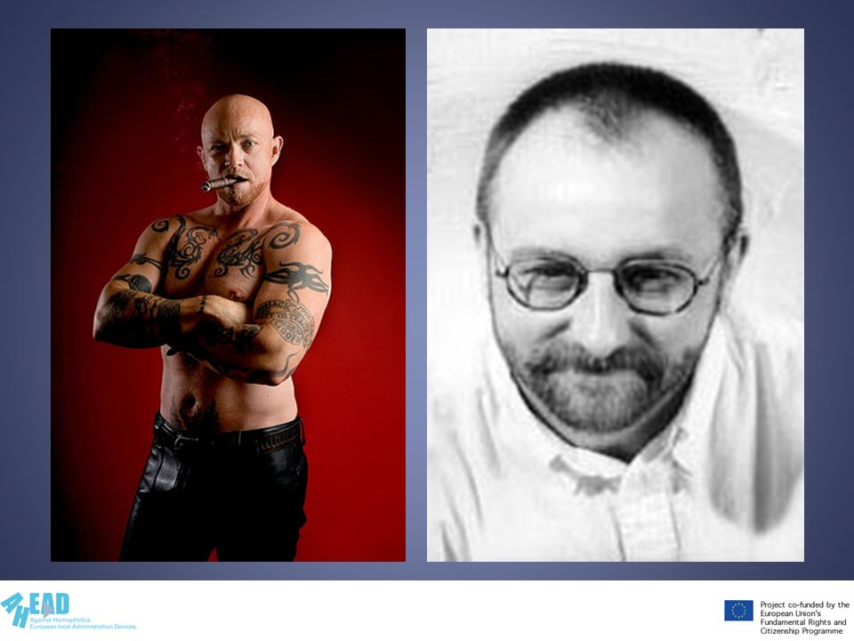 Mostra le foto e commenta le storie di Buck Angel e Stephen Whittle