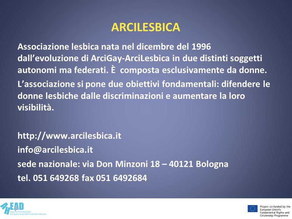 Esercitazione Visione del volantino che presenta l'associazione Polis, servizio contro le discriminazioni.