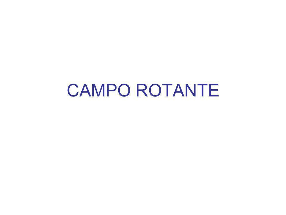 CAMPO ROTANTE