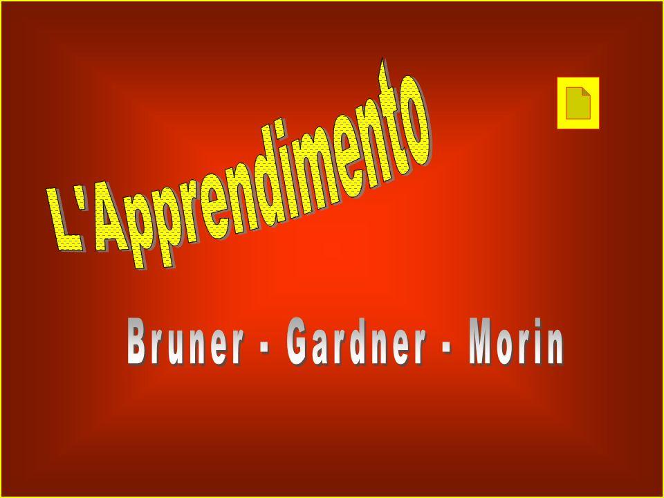 Bruner - Gardner - Morin