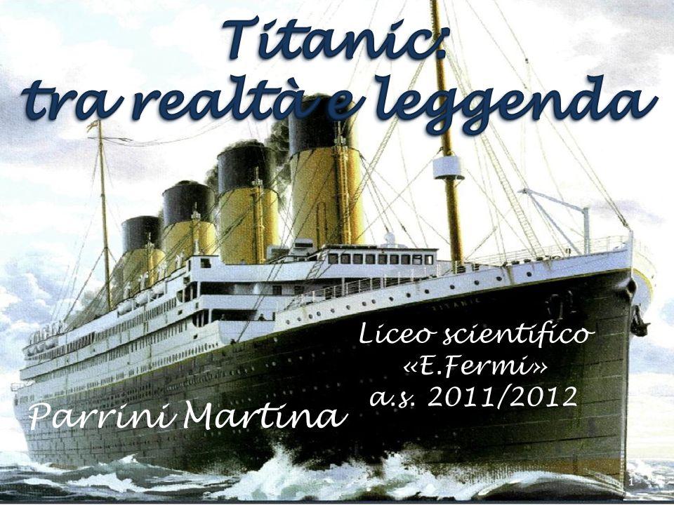 Titanic: tra realtà e leggenda