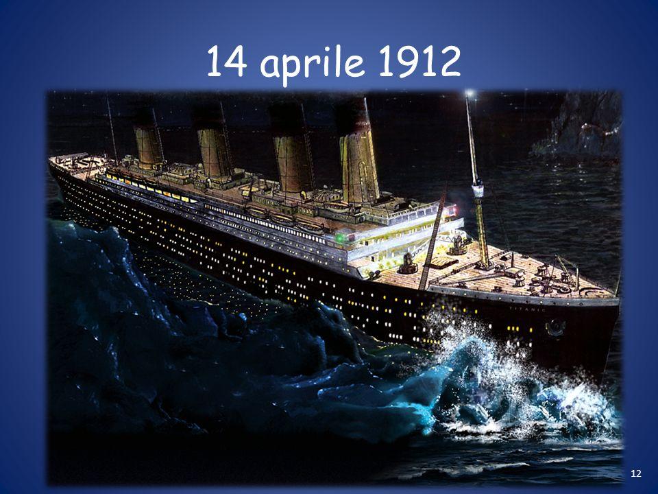 14 aprile 1912