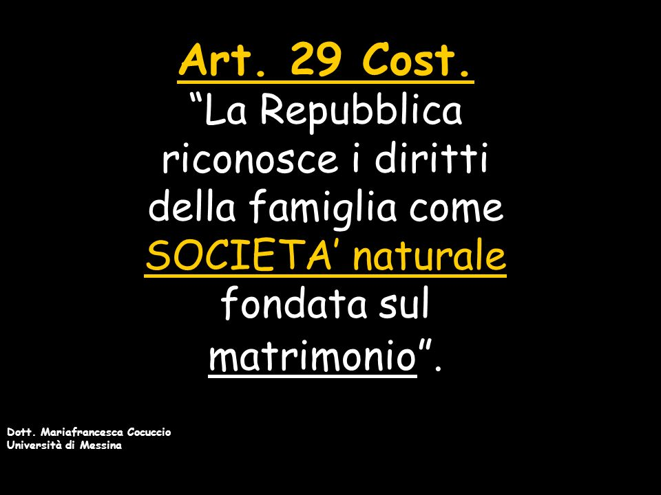 Dott. Mariafrancesca Cocuccio Università di Messina
