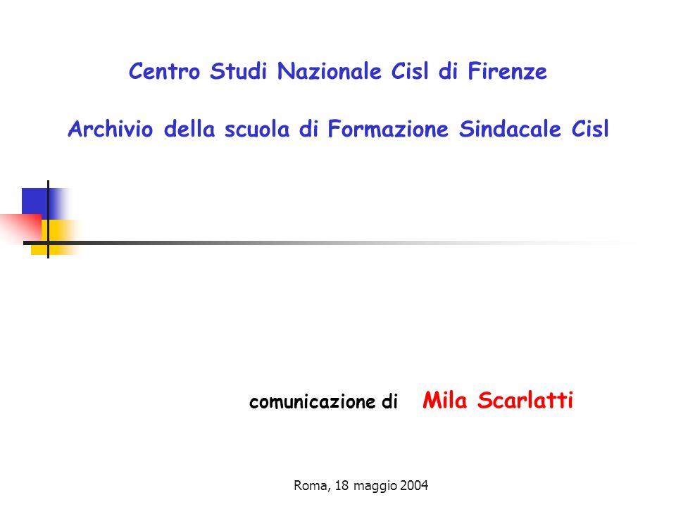 comunicazione di Mila Scarlatti