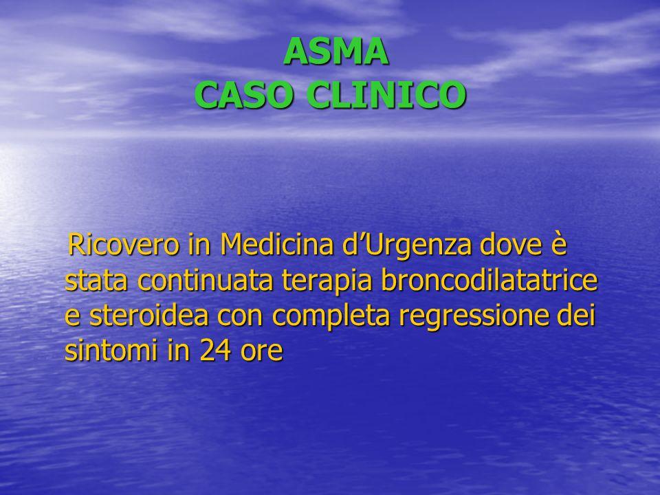 ASMA CASO CLINICO