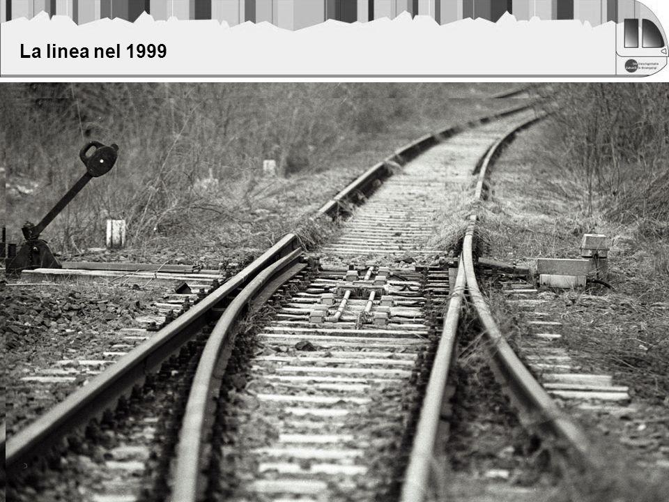 La linea nel 1999 8 8