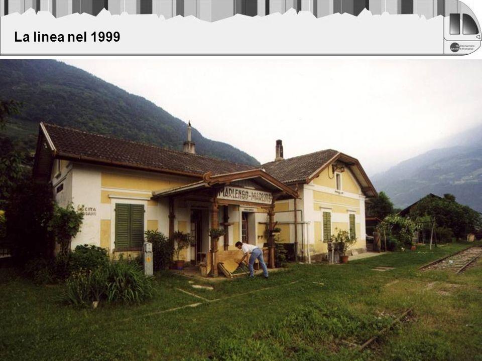 La linea nel 1999 9 9