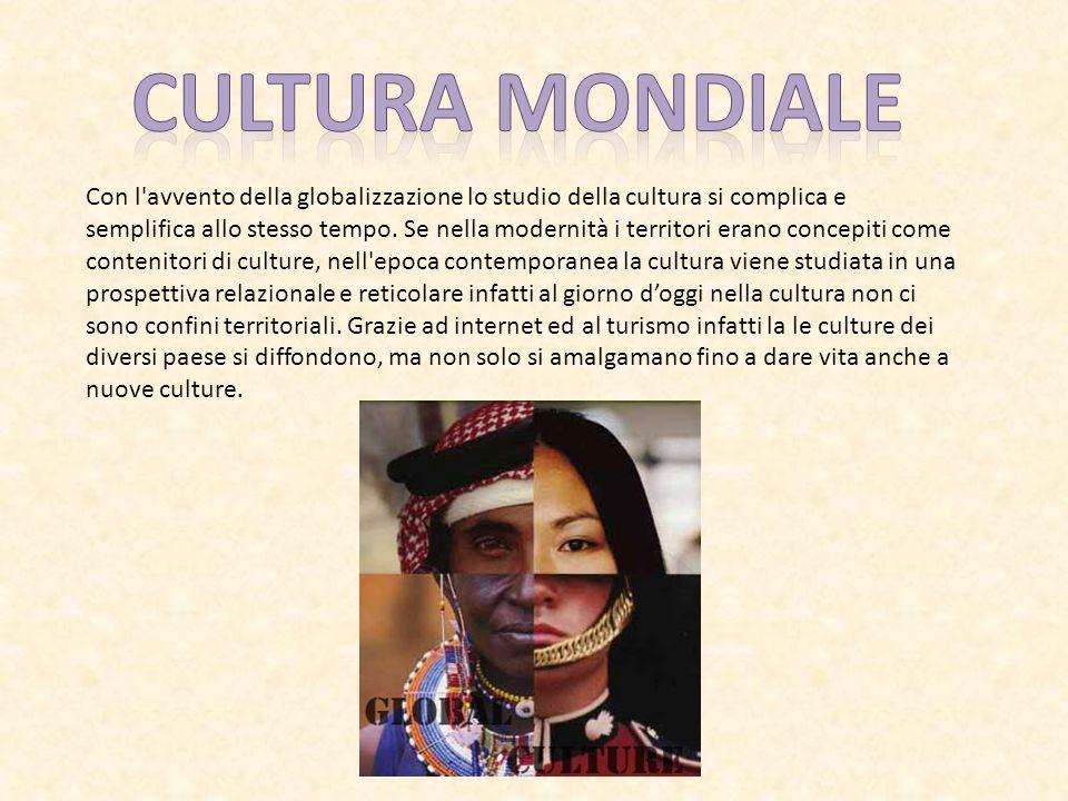 Cultura mondiale