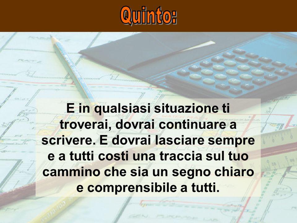 Quinto: