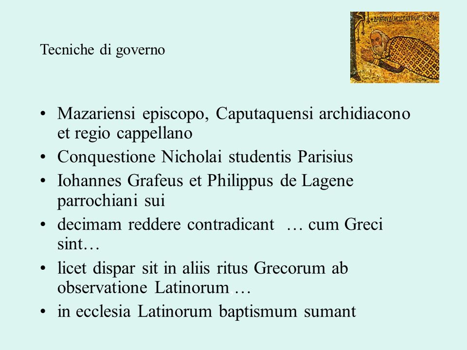 Mazariensi episcopo, Caputaquensi archidiacono et regio cappellano