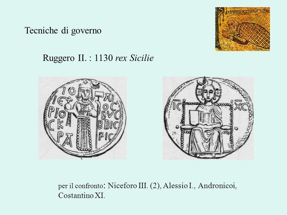 Ruggero II. : 1130 rex Sicilie