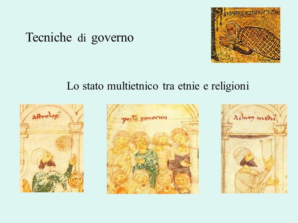 Lo stato multietnico tra etnie e religioni
