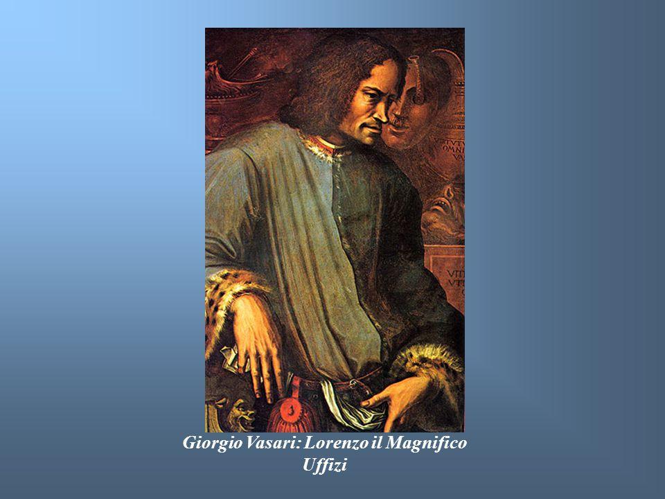 Giorgio Vasari: Lorenzo il Magnifico