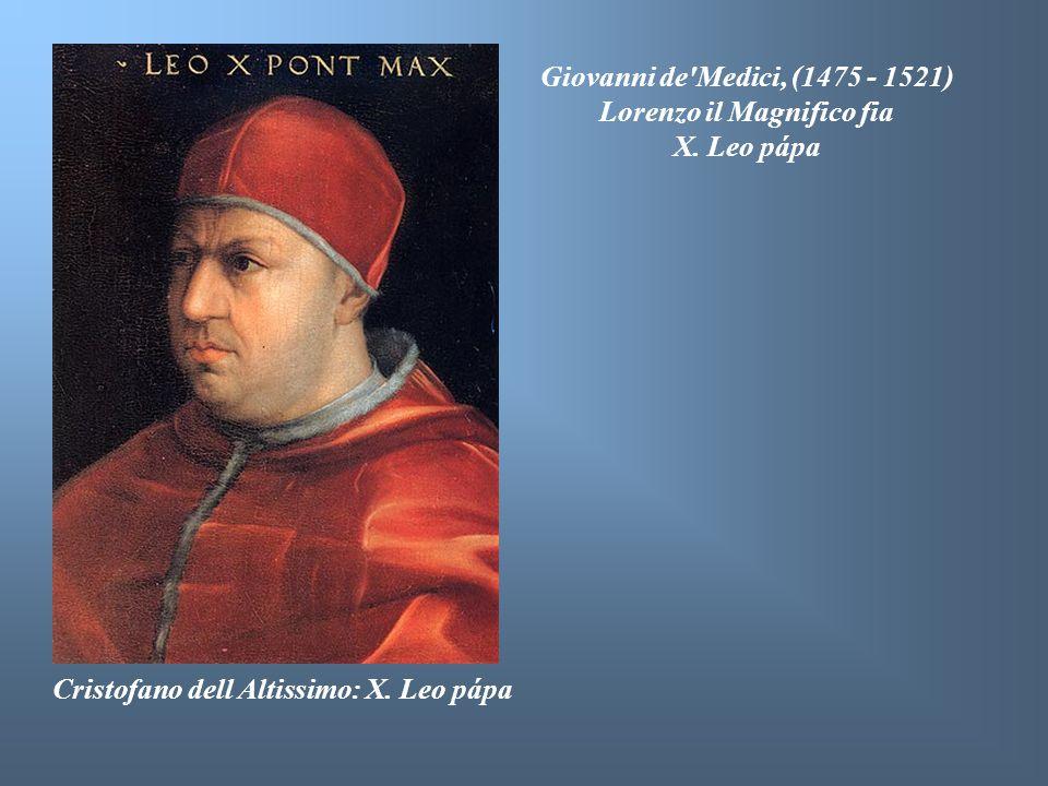 Lorenzo il Magnifico fia