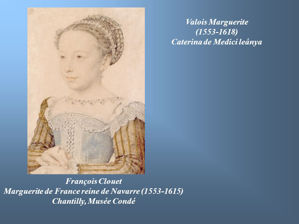 Caterina de Medici leánya