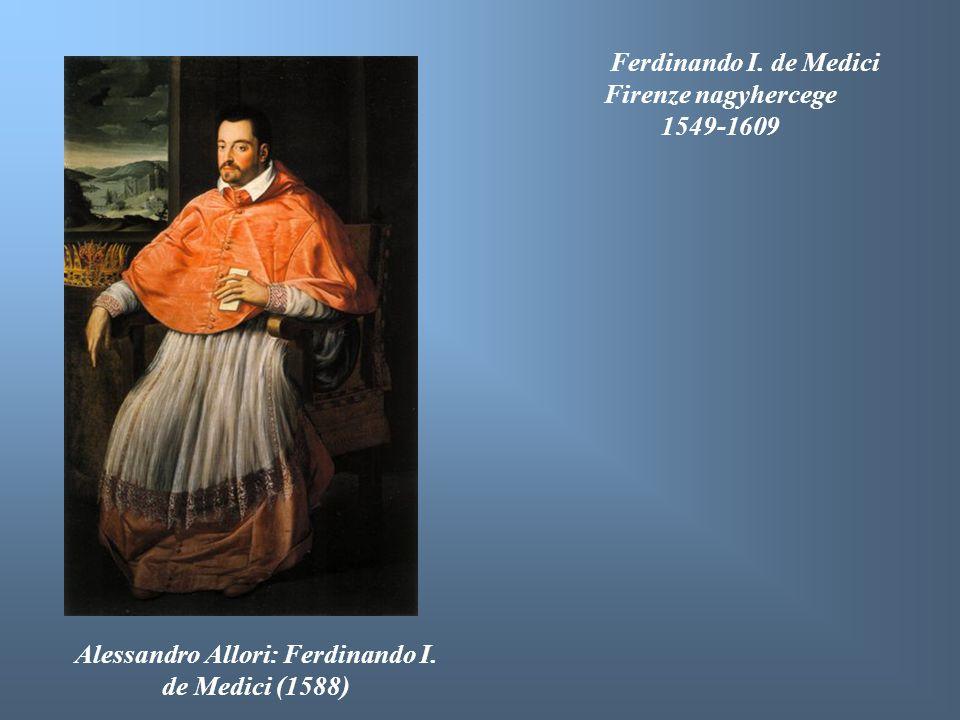 Alessandro Allori: Ferdinando I. de Medici (1588)