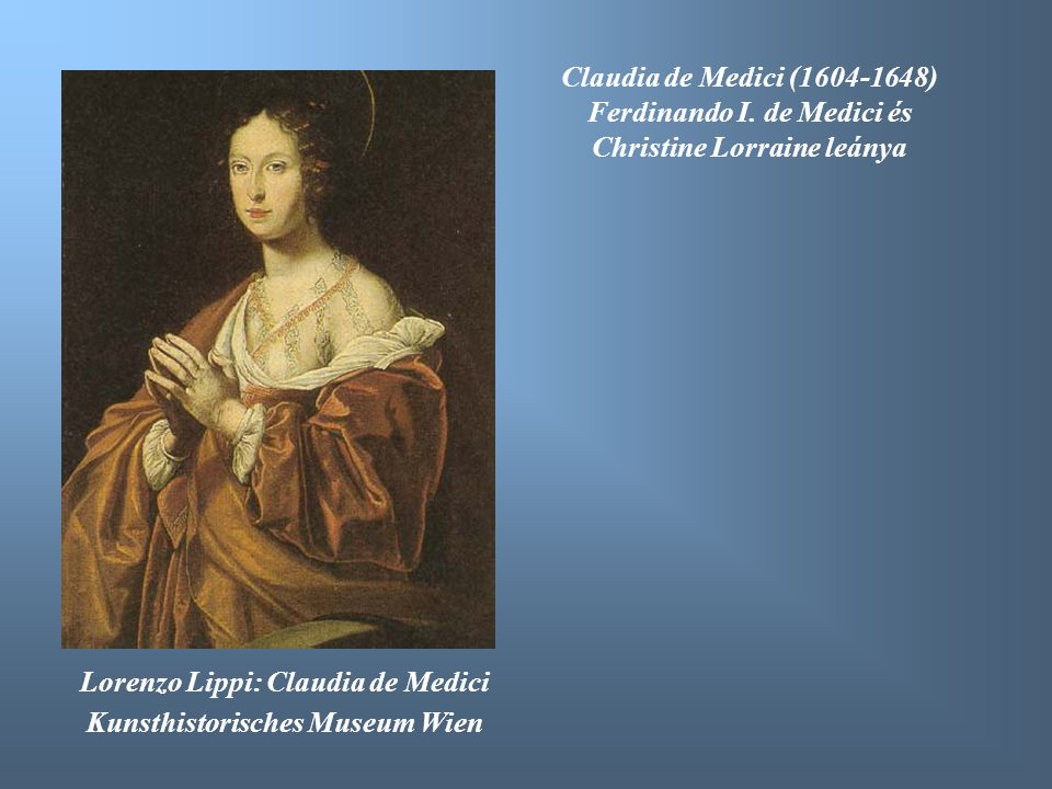 Ferdinando I. de Medici és Christine Lorraine leánya