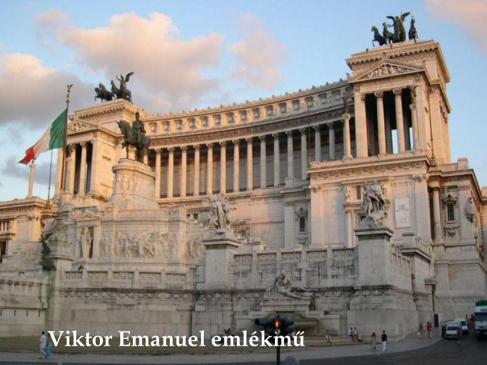 Viktor Emanuel emlékmű