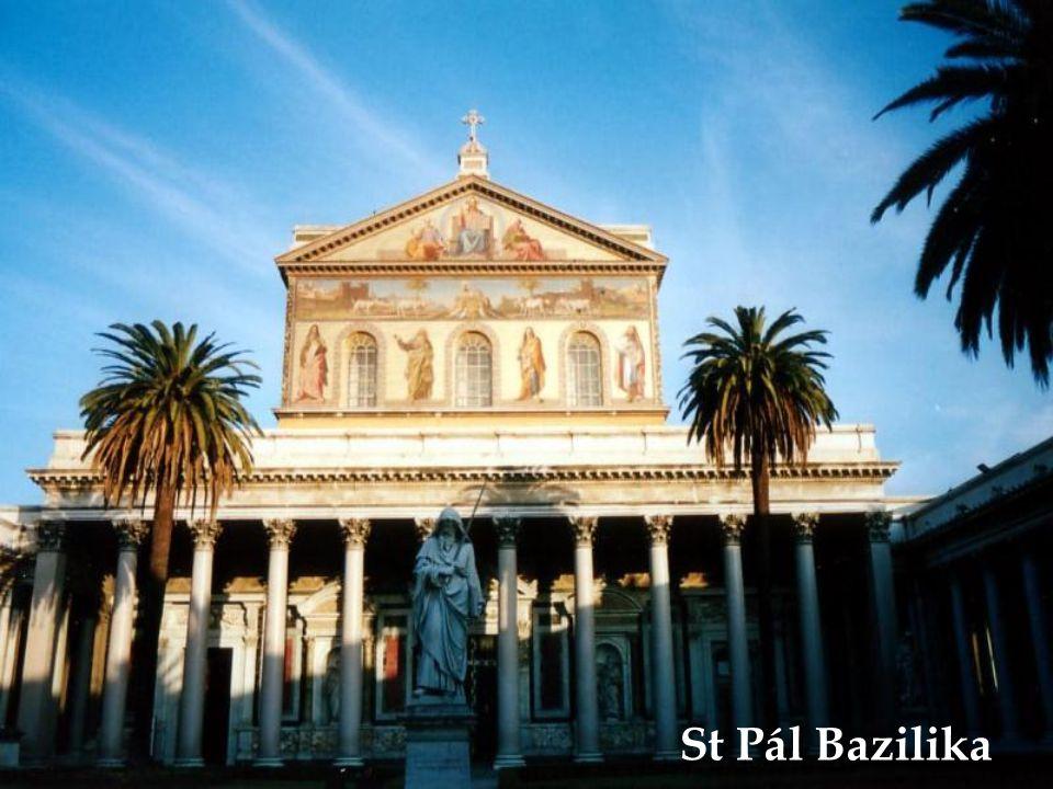 St Pál Bazilika