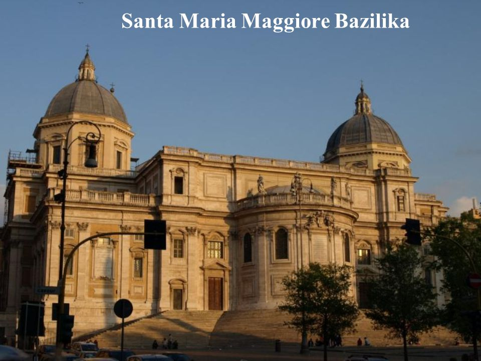 Santa Maria Maggiore Bazilika