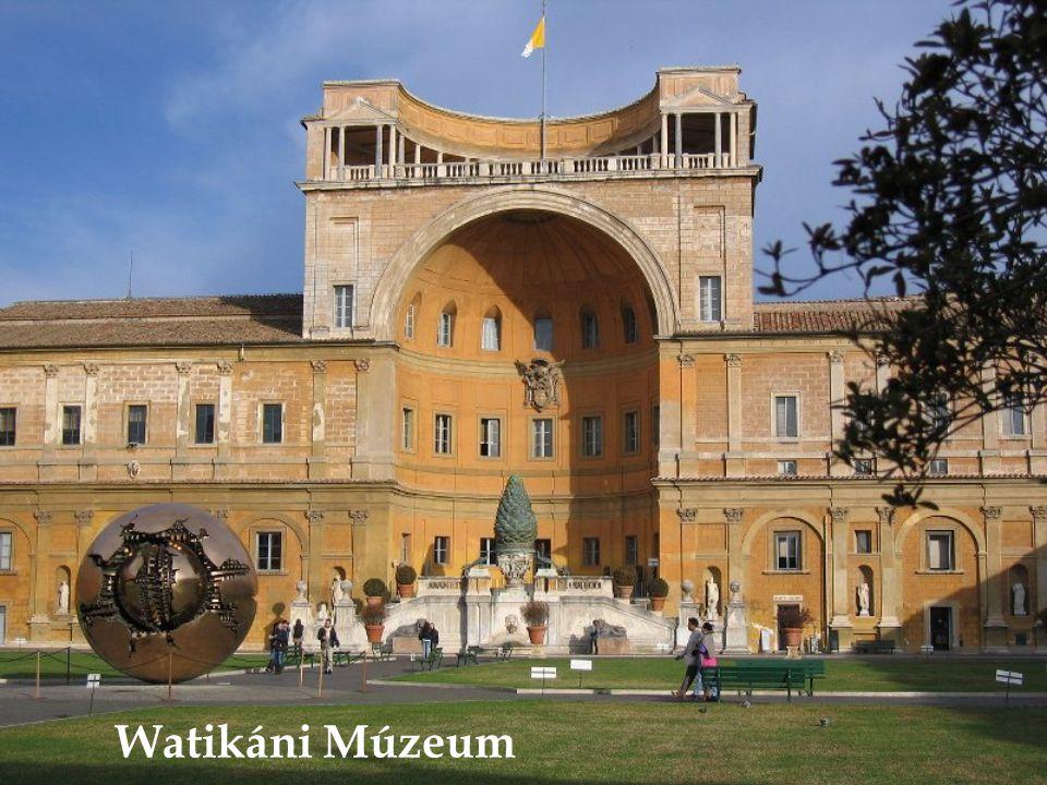 Watikáni Múzeum