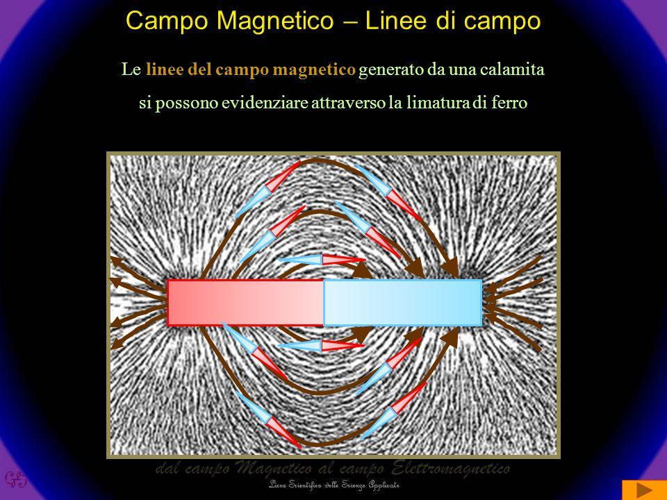 Campo Magnetico – Linee di campo