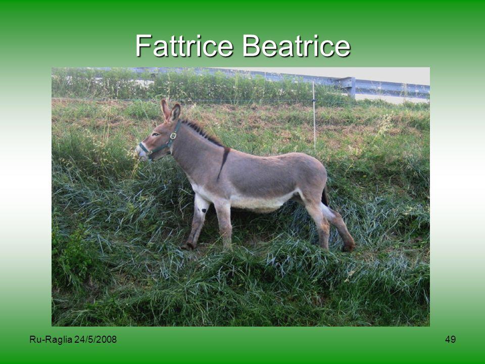 Fattrice Beatrice Ru-Raglia 24/5/2008