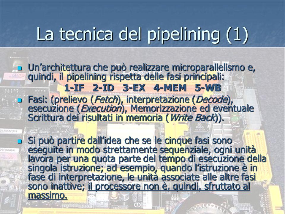 La tecnica del pipelining (1)